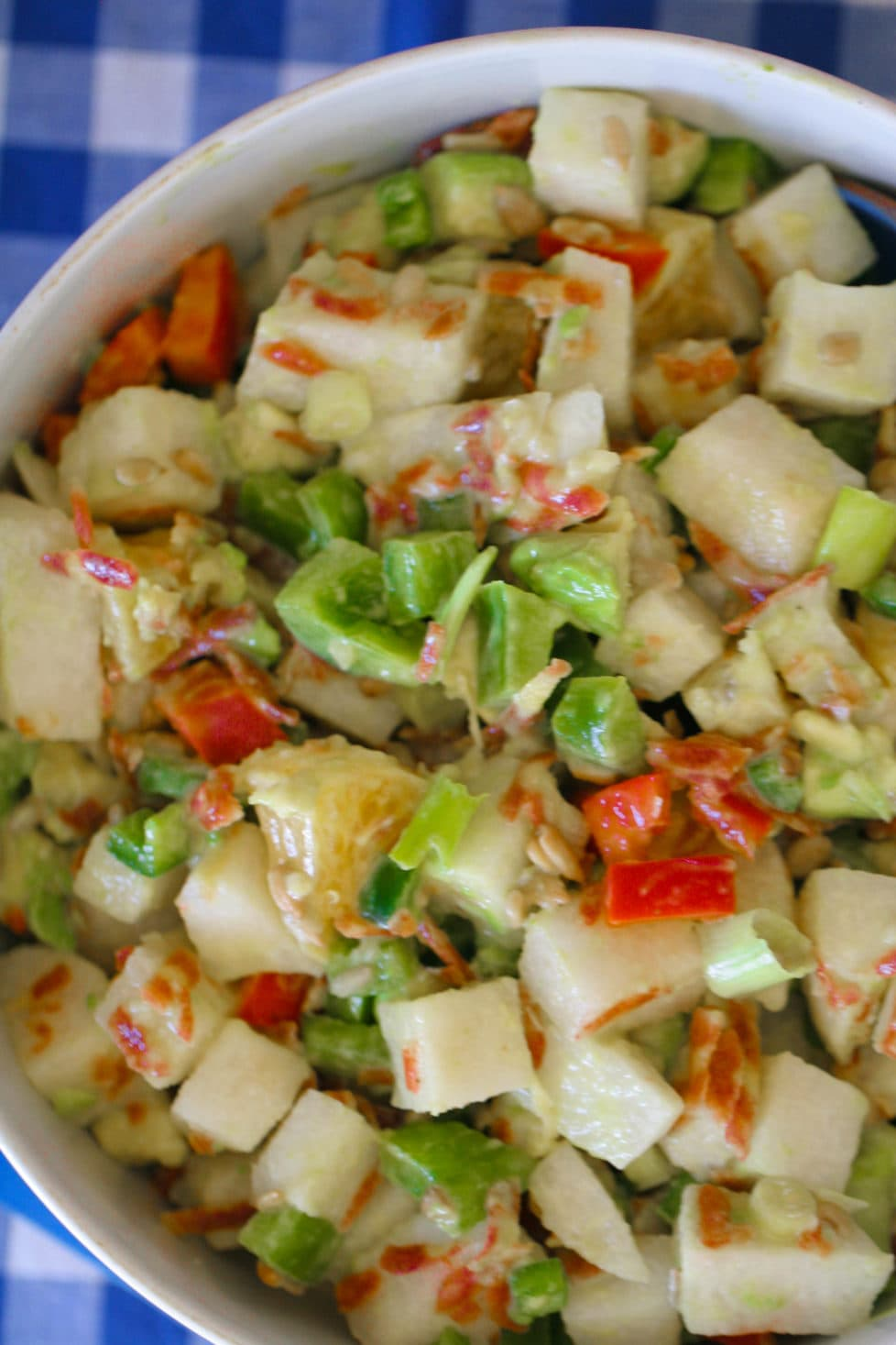 Summer Jicama Salad