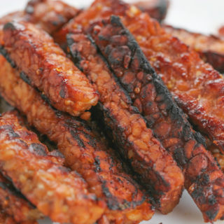 Easy Tempeh Bacon