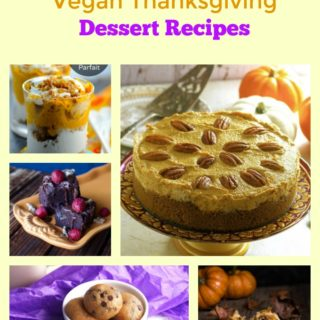 18 Last Minute Vegan Thanksgiving Dessert Recipes