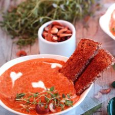 Carrot Bisque
