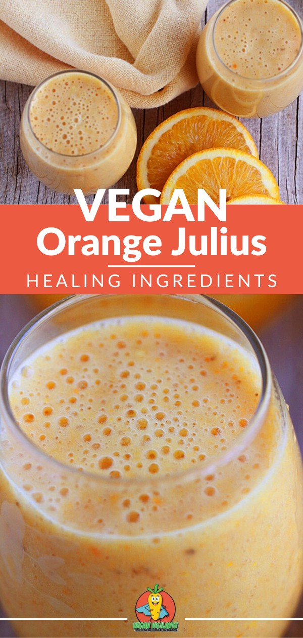 Vegan Orange Julius