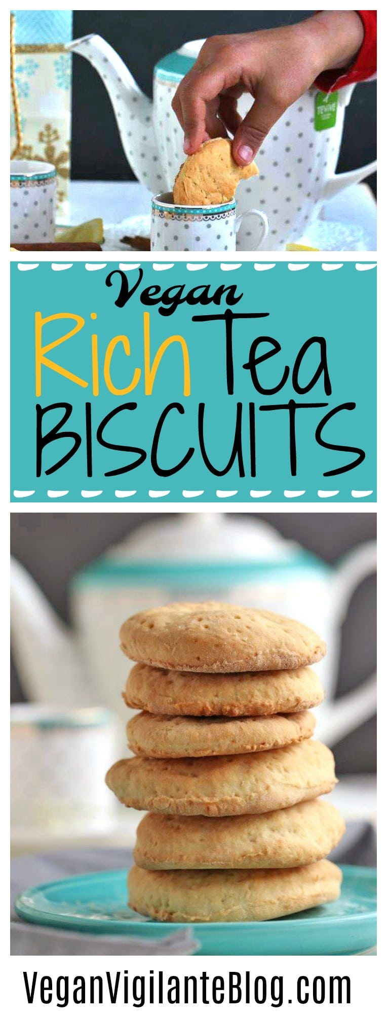 Rich Teac Biscuits