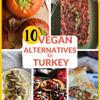 alternatives to turkey